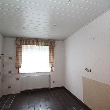 Home Staging - Küche vorher