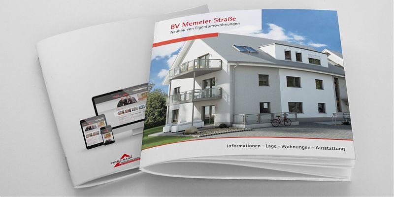 BV Memeler Str. Informationsbroschüre